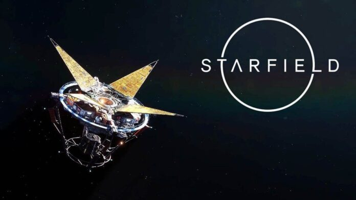 Starfield release date and trailer