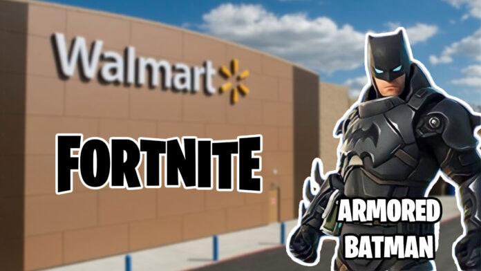 Fortnite Armored Batman Zero Skin