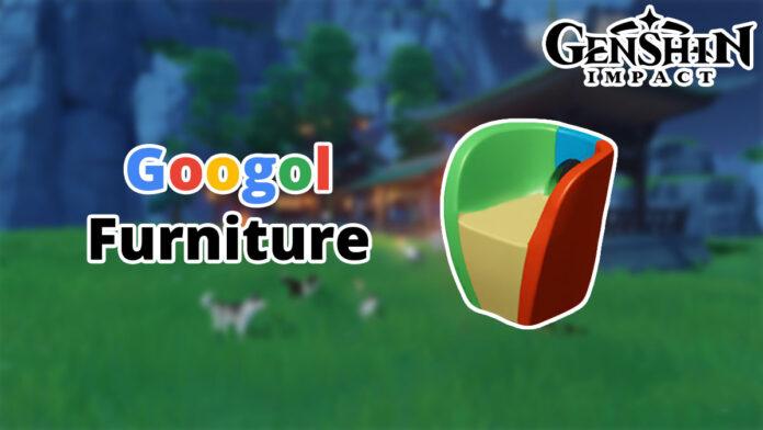 Genshin Impact Googol Furniture