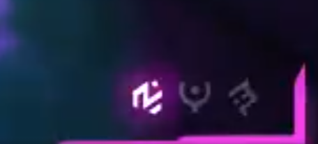 Fortnite Season 7 teaser mark indicating possibility of two more teasers