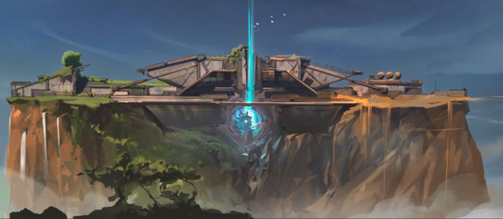 VALORANT new map