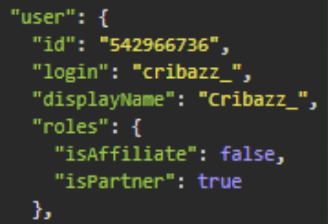 Cribazz Twitch partnership status