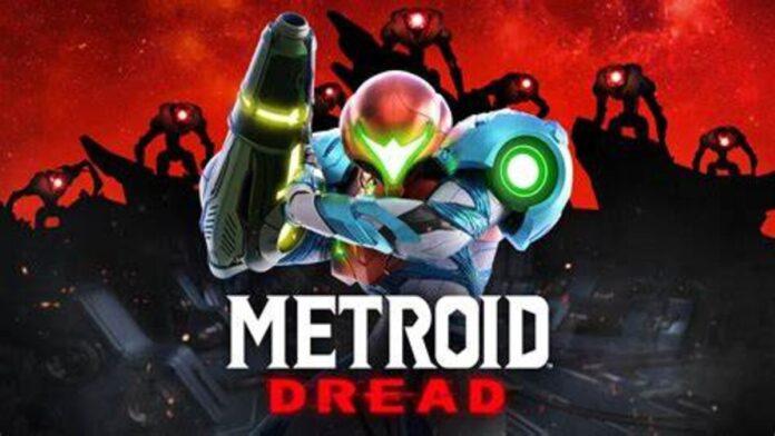 Metroid Dread Amazon sales