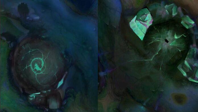 map change league