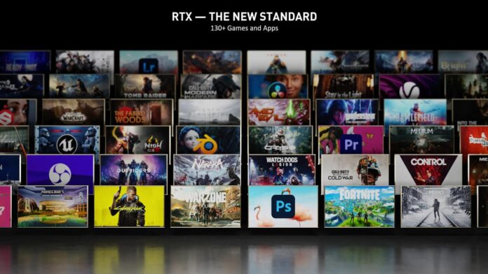 nvidia rtx support 2021