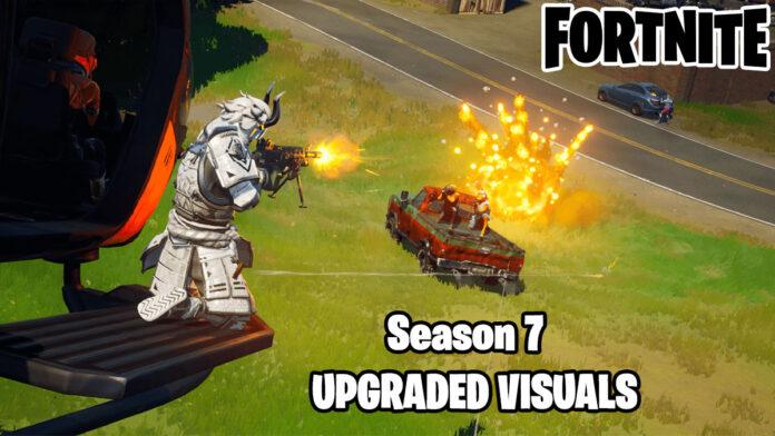 Fortnite Season 7 Upgraded Graphics