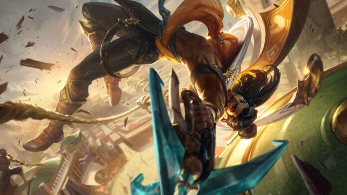 League of Legends Meta Champions