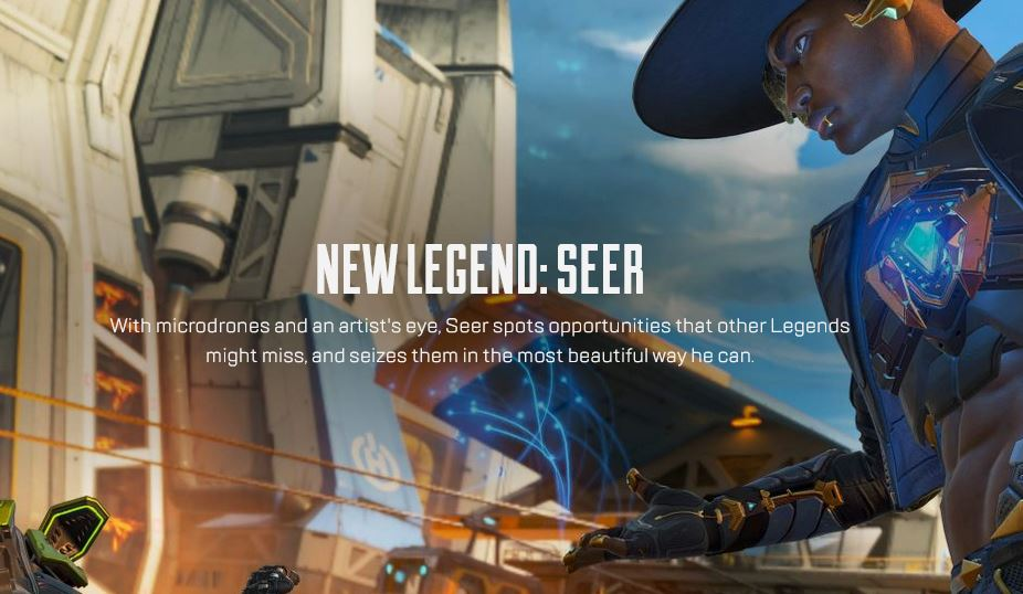 Apex new legend Seer