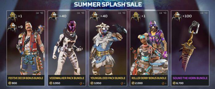 Apex summer sale 2021