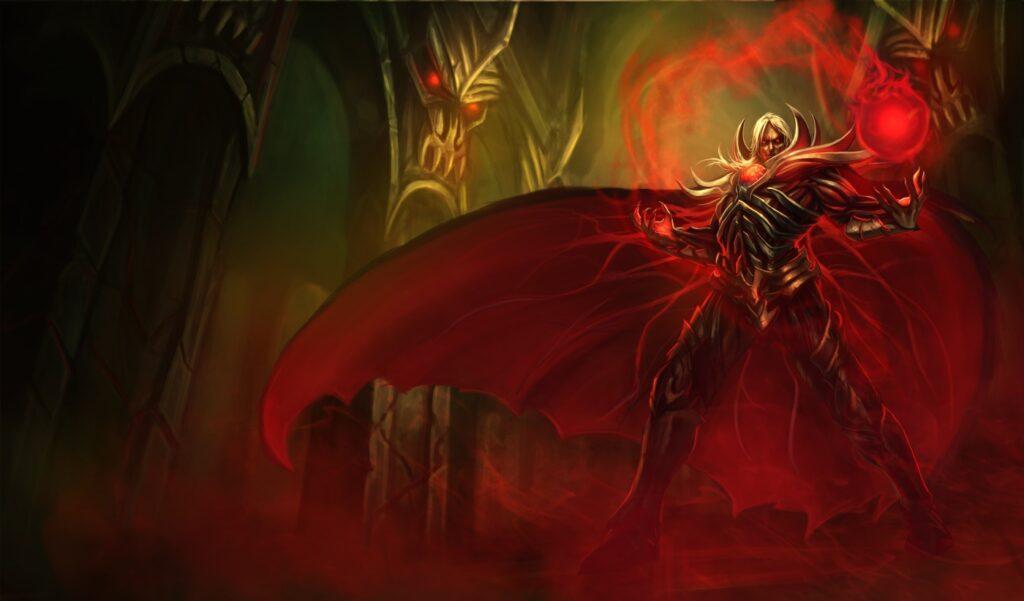 Blood Lord Vladimir