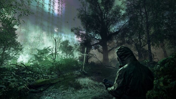Chernobylite How to go back to base