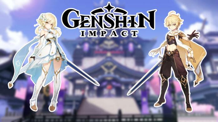 Genshin Impact Electro Traveler talents
