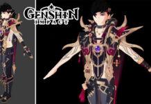 Genshin Impact leaked Sumeru electro catalyst user