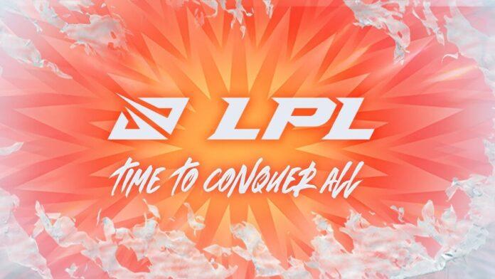 LPL Playoffs FunPlus Phoenix Team WE