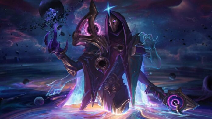 League of Legends Legendary Skin