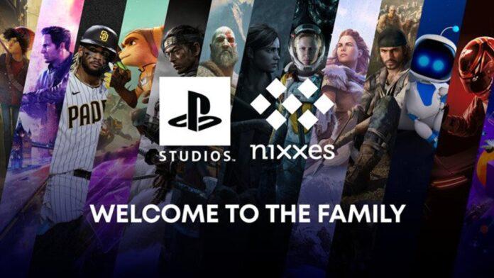 PlayStation Studios acquires Nixxes Software