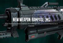 Rampage LMG Apex