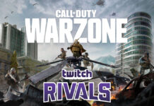 Call of Duty Warzone Twitch Rivals