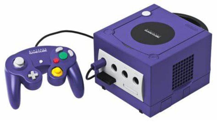 Nintendo GameCube grandparents