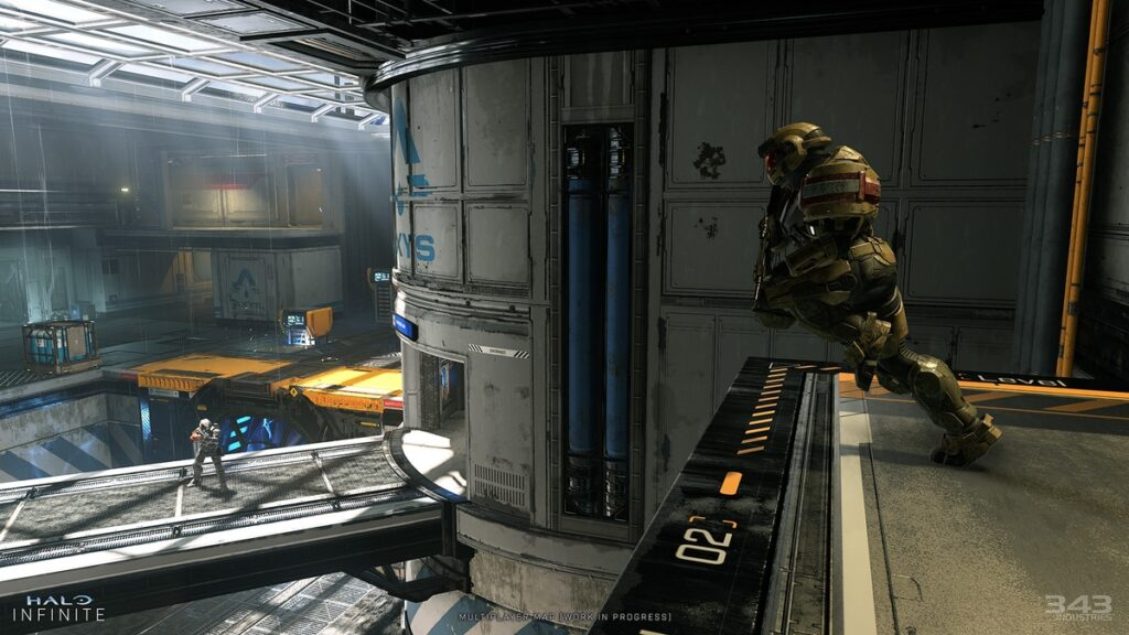 Halo Infinite technical preview