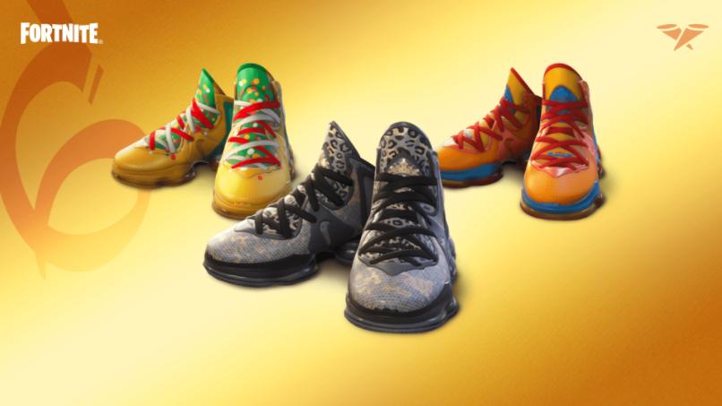 The Nike LeBron 19 Shoes