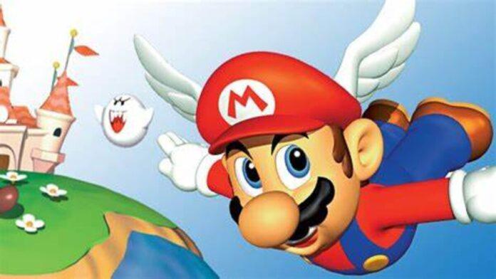 Super Mario 64 $1.5 million