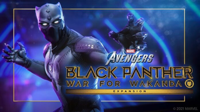 Marvel's Avengers Black Panther - War for Wakanda DLC coming out on August 17