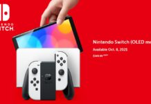Nintendo Switch OLED Model announced for October 8 release