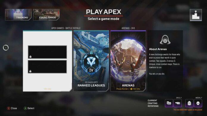 Apex Arenas Thrillseekers event