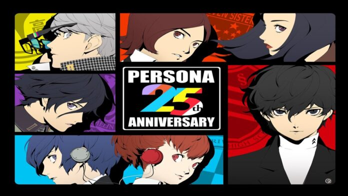 Atlus Teases Persona 6 in Persona's 25th-anniversary Celebration Merchandise