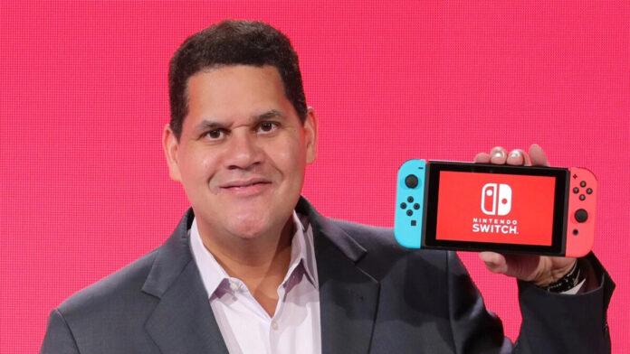 Ex-Nintendo of America President Reggie Fils-Aimé is Writing a Leadership Book