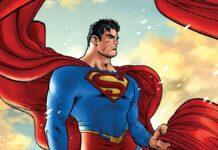 canceled Superman game