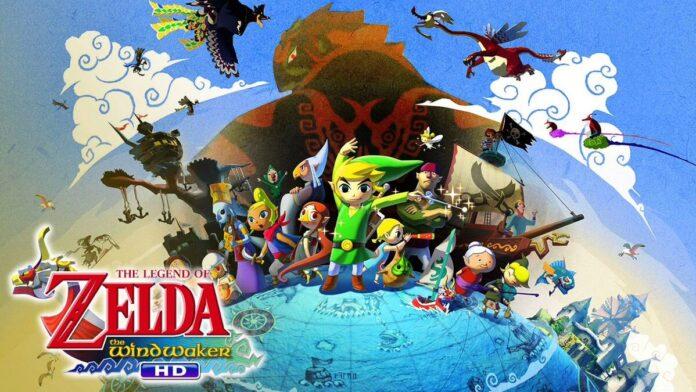 leaker leaks Zelda Remasters