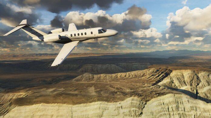 Helicopters Microsoft Flight Simulator