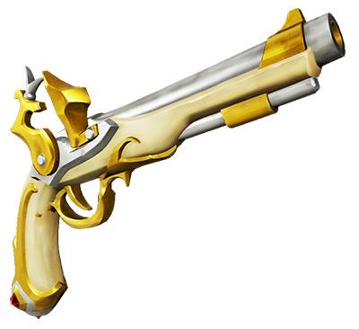 Cultured Aristocrat Pistol