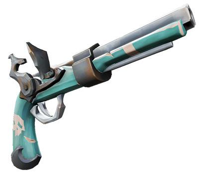 Rogue Sea Doll Pistol