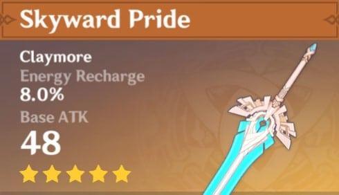 Skyward Pride