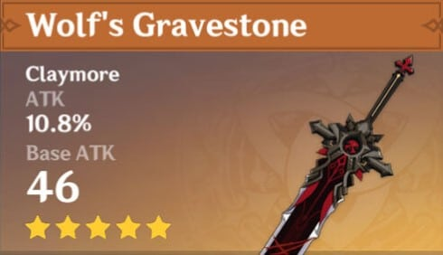 Wolf's Gravestone