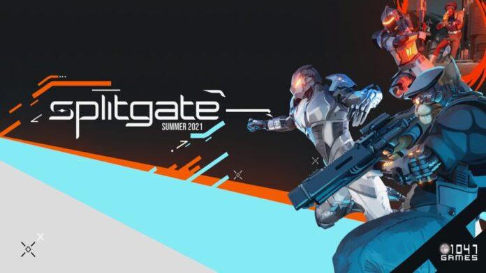All weapons and Tier List of Wepaons in Splitgate