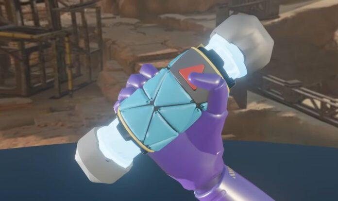 Apex cryo grenade