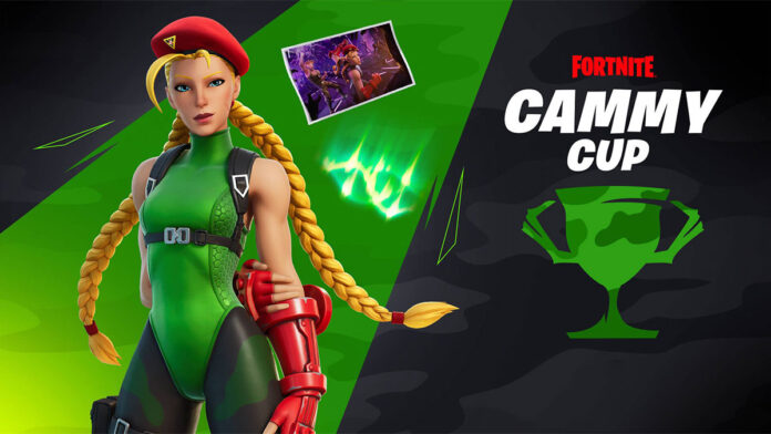 Fortnite Cammy Cup