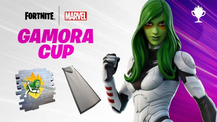 Fortnite Gamora Cup