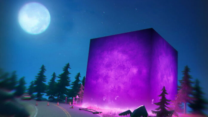 Fortnite Kevin the Cube