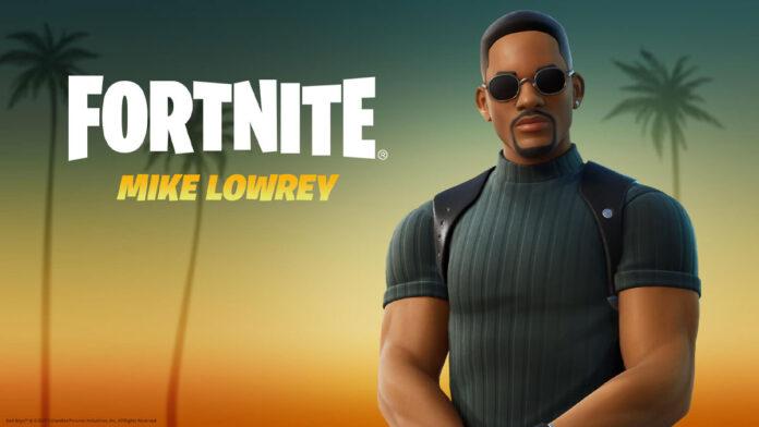 Fortnite Mike Lowrey Skin