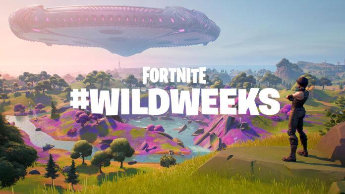 Fortnite Wild Week 1