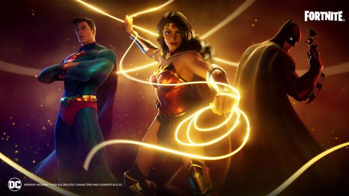Fortnite Wonder Woman Skin