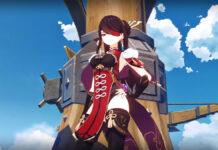 Genshin Impact Character Beidou