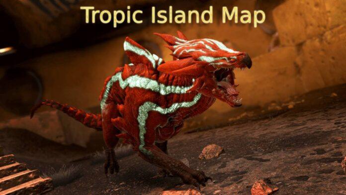 Apex new Tropic Island map