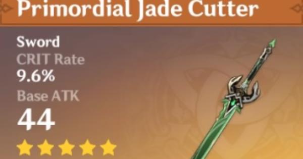 Primordial Jade Cutter