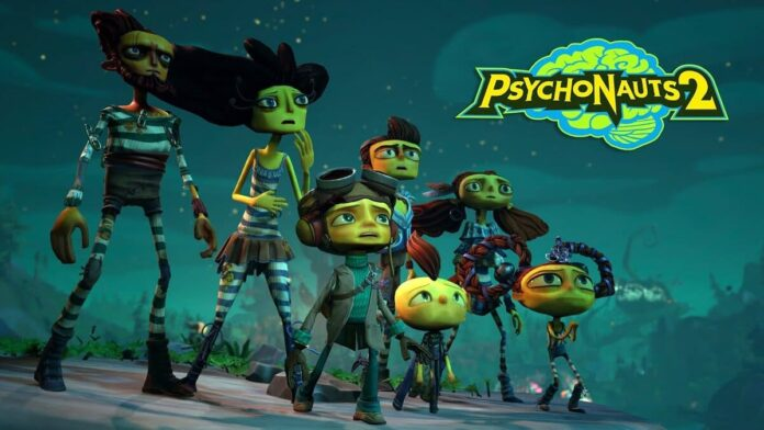 Psychonauts 2 How to Wall Jump